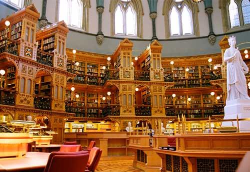 Library of Parliment, Otttawa