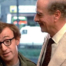 Woody Allen & Marshall McLuhan in Annie Hall