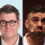 portaits of Mark Ritson & Gary Vaynerchuk
