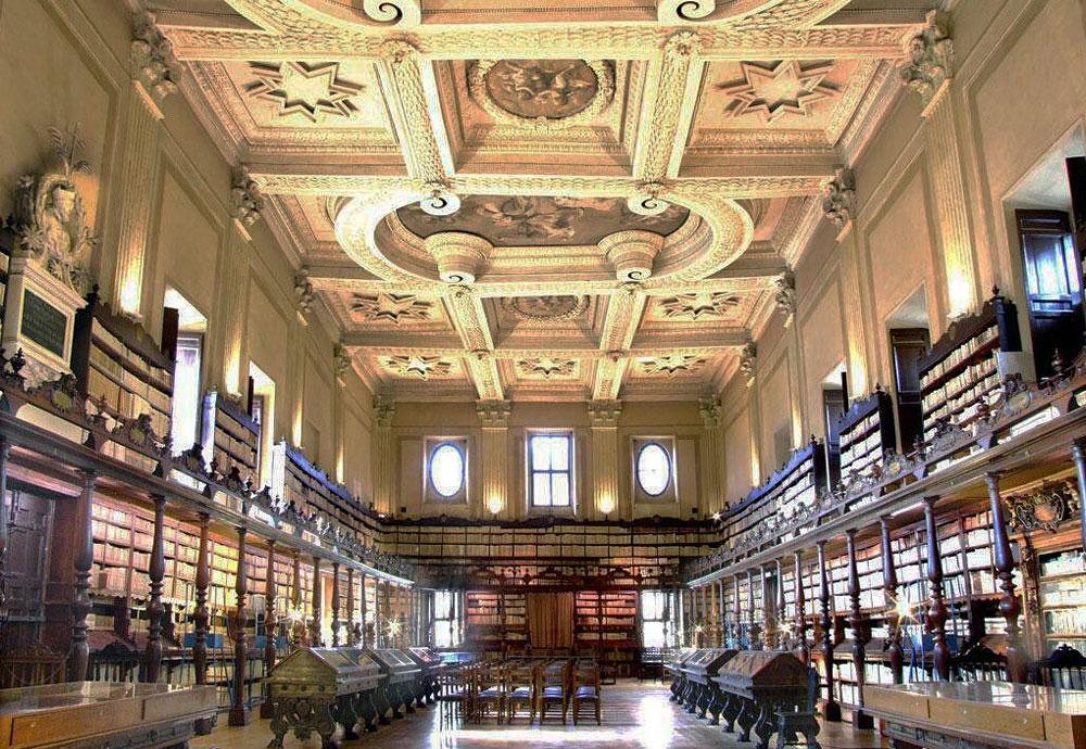 Biblioteca-Vallicelliana, Rome, Italy