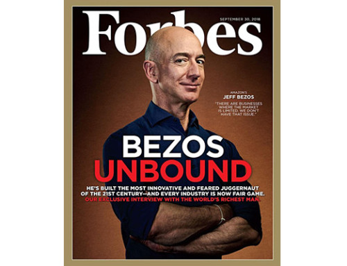 JEFF BEZOS, THE REDUX